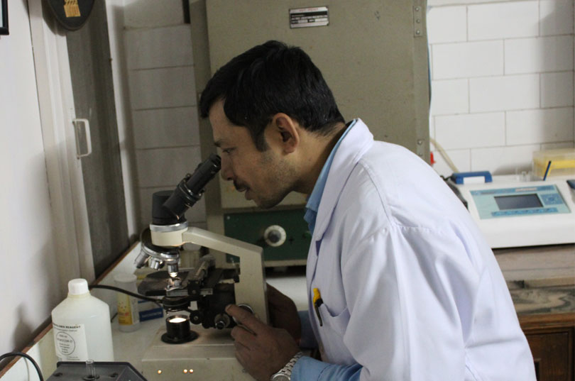 Shyam Shrestha - Pathologist
