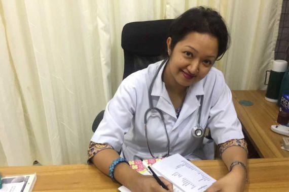 Dr Bibhuti Shahi