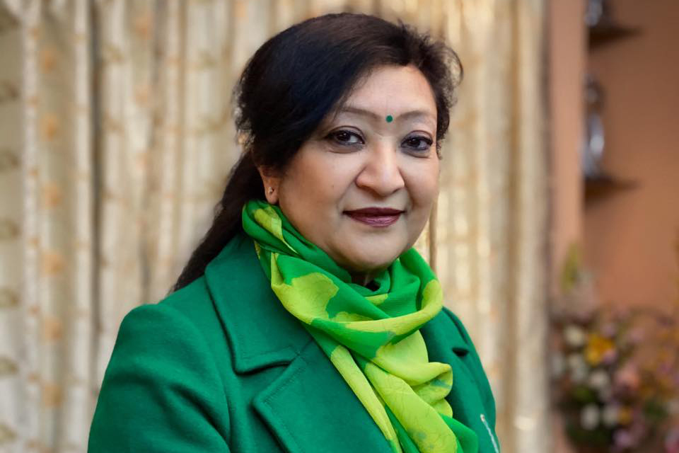 Dr Tumla Lacoul Shah